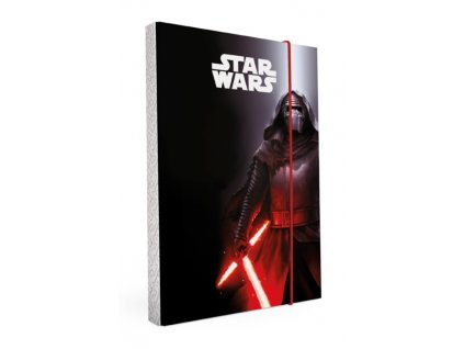 Karton P+P Desky na sešity A5 Star Wars