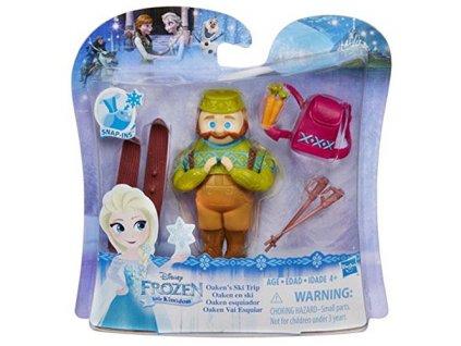 Disney Frozen Mini Oakens ski trip