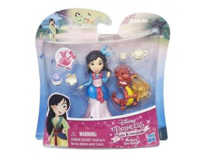 Disney Princess Mini princezna s kamarádem Mulan