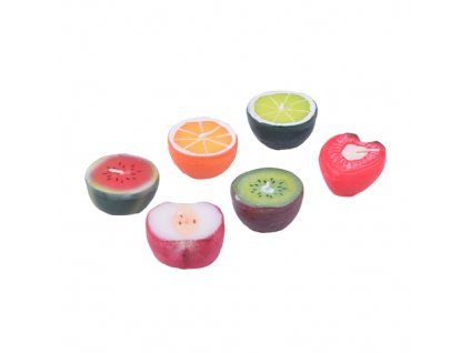 Dekorativní svíčka Ovoce