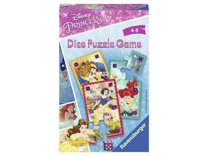 Disney Princezny hra s kostkou