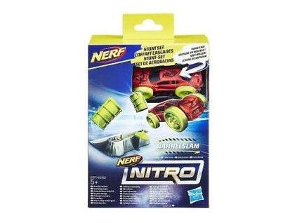 Nerf Nitro Náhradní nitro autíčko s příslušenstvím Barrelslam