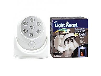 Bezdrátové světlo Light Angel s pohybovým čidlem