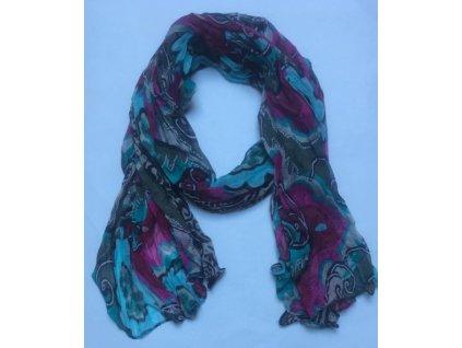 Dámský šátek typ 5