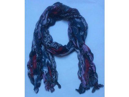 Dámský šátek typ 9