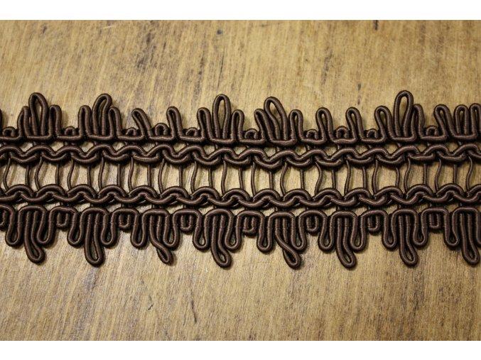 Viskózový prýmek design Valentino