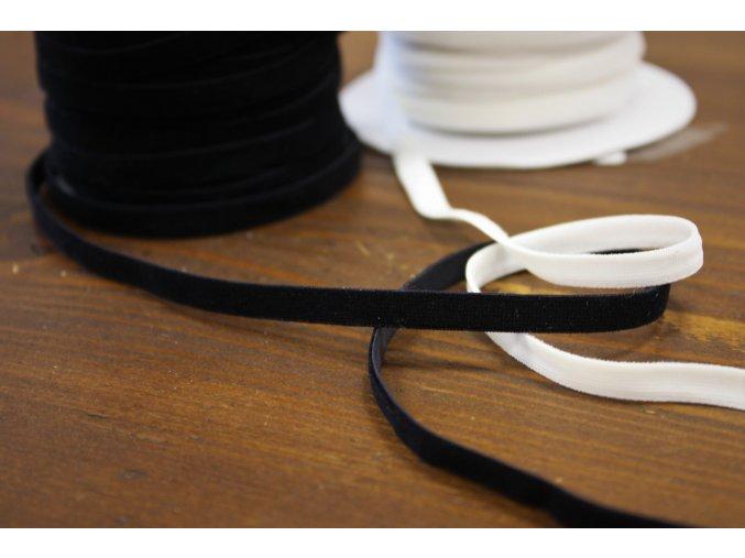 Sametová guma, 6 mm
