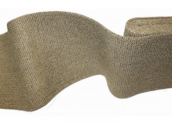 Extra široká guma z juty, 32 cm