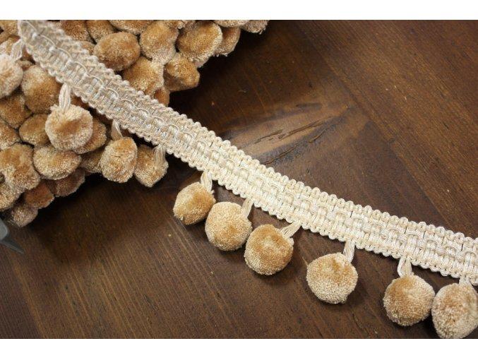Bambulkový prýmek