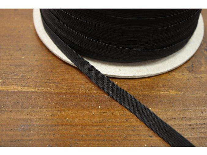 Černá líčková pruženka, 10 mm