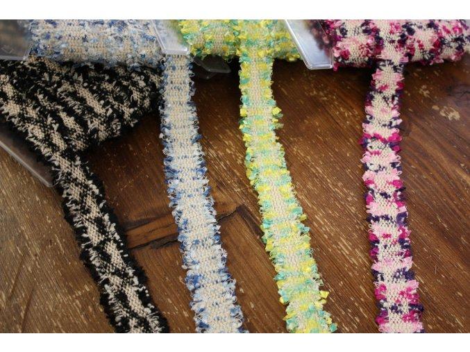 Bavlněná bordura  Chanel
