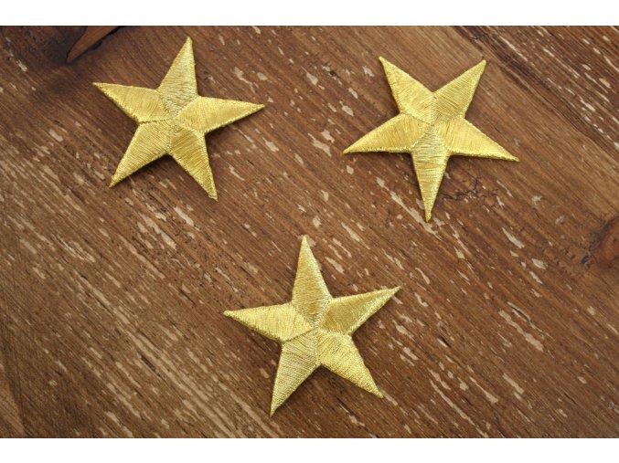 Aplikace zlatá hvězda