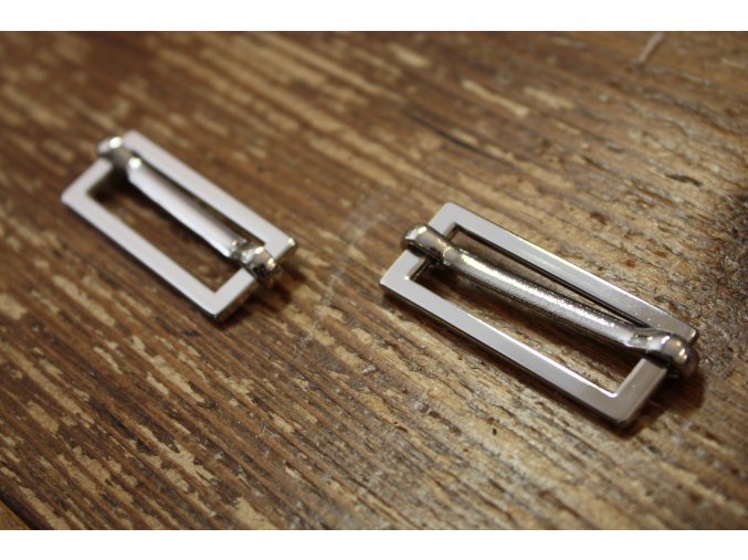Jednoduchá spona, 30mm a 50 mm