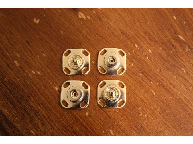 Zlaté hranaté patenty, 17,8mm