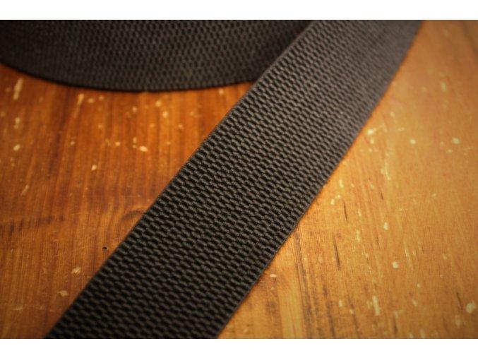 Černá guma, 40mm
