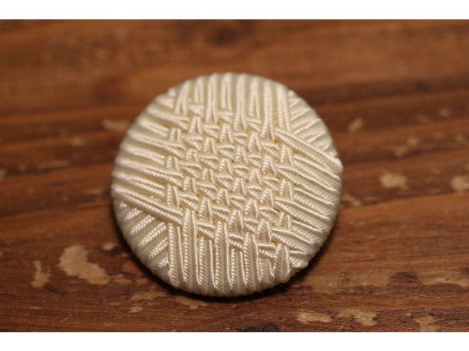 Kabátový knoflík, 42 mm