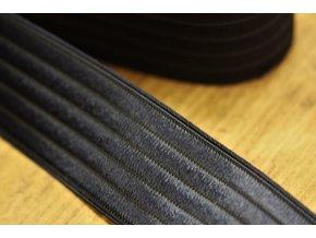 Široká lesklá guma, 40 mm