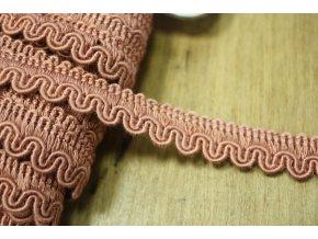 Vřesový prýmek, 13 mm