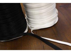 Saténová ramínková guma, 10 mm
