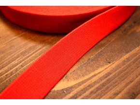Červená guma, 20 mm