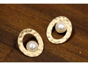 Aplikace s perlou, 35 mm x 30 mm