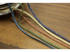 Bavlněná sutaška v pěti barevných odstínech