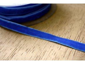 Modrá sametová guma, 9 mm