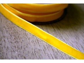 Žlutá sametová guma, 9 mm