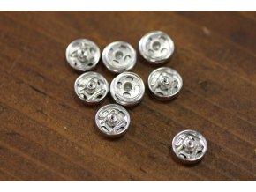 Stříbrné patenty, 6mm