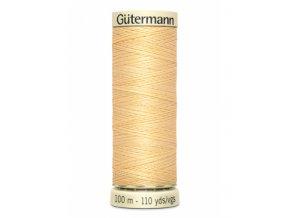 3 nitě Guttermann, 100% PES