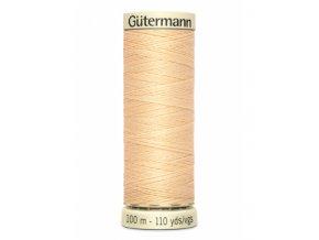 6 nitě Guttermann, 100% PES