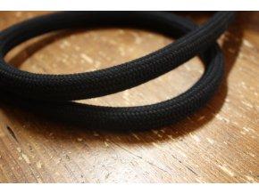Tlustý provaz smetanový a černý