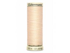 5 nitě Guttermann, 100% PES
