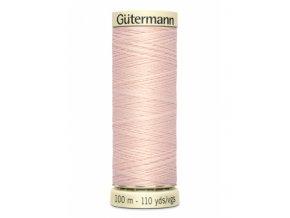 658 nitě Guttermann, 100% PES