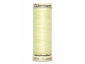 292 Guttermann, 100% PES