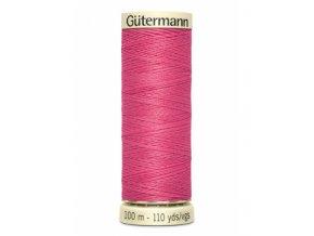 Růžová prošívací nit č.890