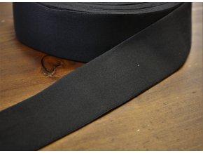 Černá měkká guma, 5cm