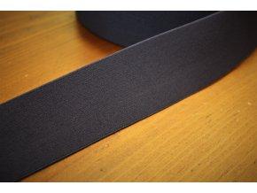 Tmavě modrá měkká guma, 5cm