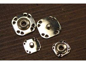 Hranaté zlaté patenty, 16mm, 23mm