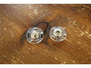 Průhledné patenty, 22 mm