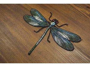 """Nažehlovací aplikace """"Dragonfly"""""""