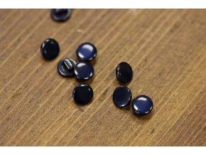 Modrý knoflík, 10mm