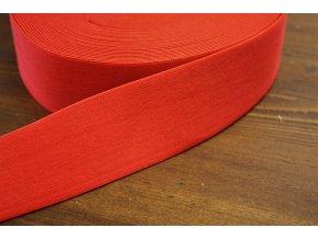 Červená měkká guma, 5cm