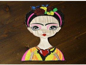 Našívací aplikace, Frida Kahlo