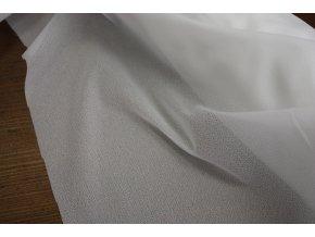 Jemná rašlová vložka pro elastické textilie