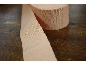 Rypsová stuha v odstínech růžové, 40mm