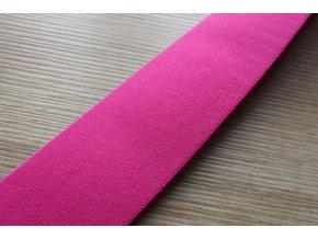 Růžová měkká guma, 6cm