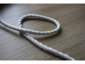 Smetanový provaz, 5,5mm