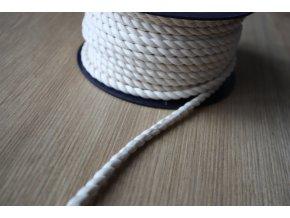 Smetanový provaz, 5mm