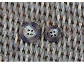 Oblekový knoflík ve stylu Burberry, 15mm a 20mm